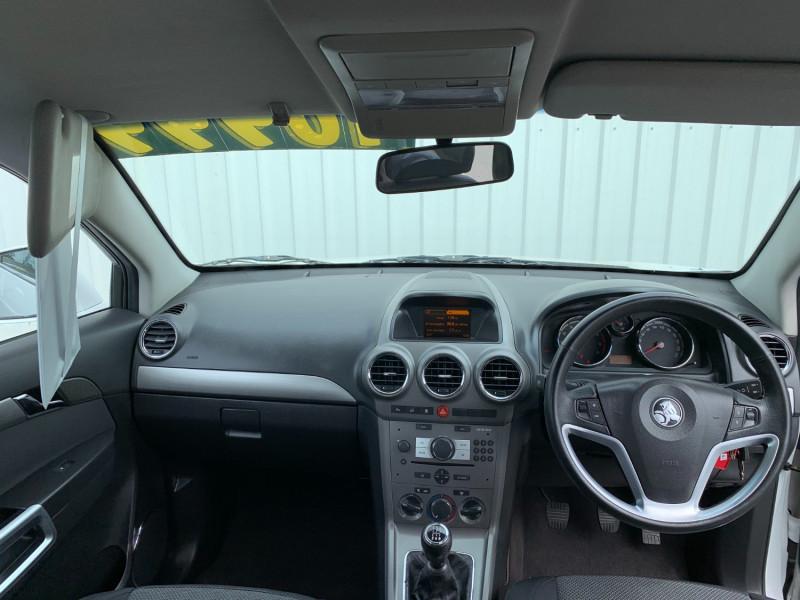 2010 Holden Captiva CG 5 Suv