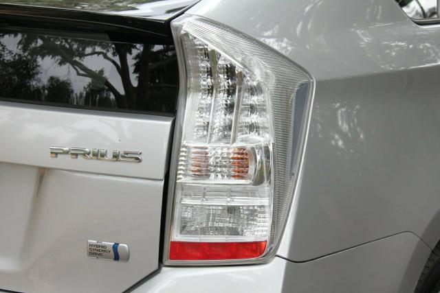 2011 Toyota Prius ZVW30R Liftback