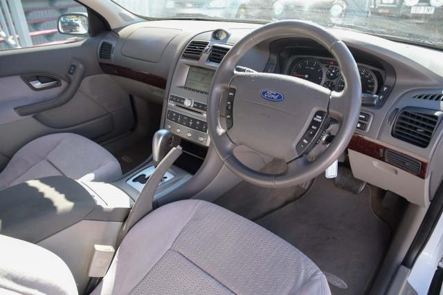 2003 Ford Fairmont BA Sedan Image 7