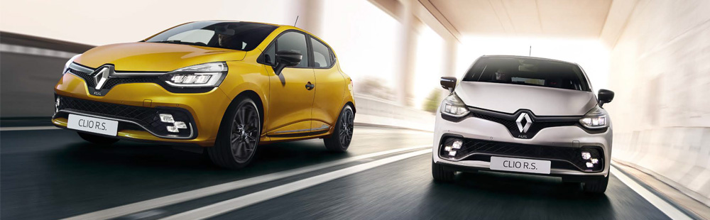 New Renault Clio Rs Gateway Renault