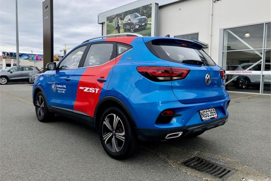 2021 MG ZST Excite 1.3Pt Rv/suv