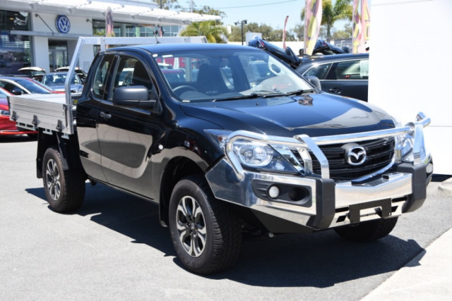 2019 Mazda BT-50 UR 4x2 3.2L Freestyle Cab Chassis XT