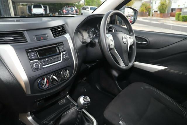 2017 Nissan Navara D23 S2 RX 4x2 Cab chassis Image 12