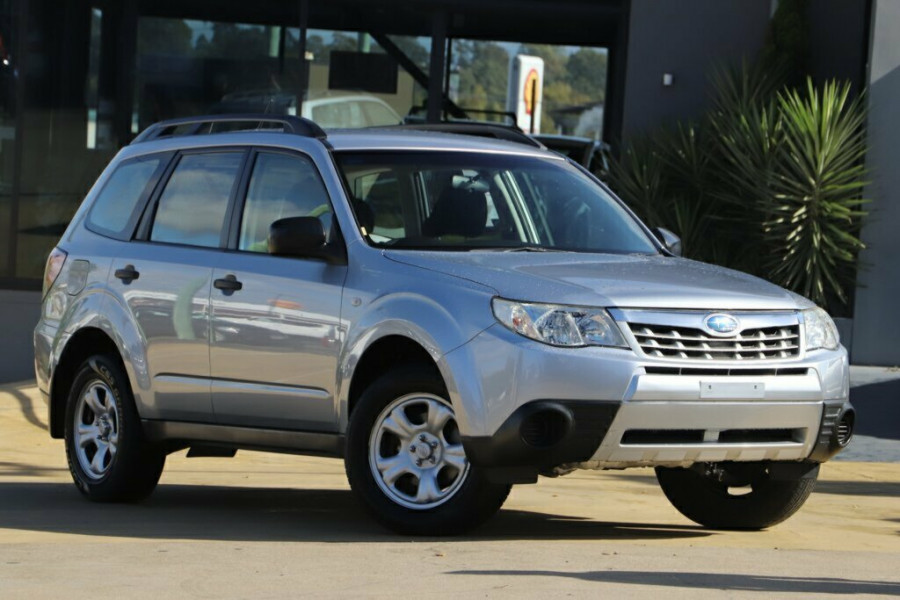 2012 MY13 Subaru Forester S4 MY13 2.5i-L Lineartronic AWD Suv