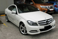 Mercedes-Benz C250 CDI BE W204 MY11