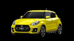 New Suzuki Swift Sport
