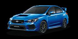 New Subaru WRX STI