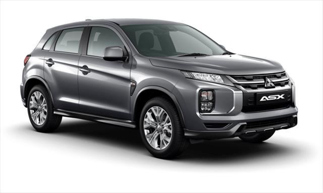 2019 MY20 Mitsubishi ASX XD ES Suv