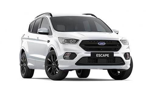 2018 MY18.75 Ford Escape ZG ST-Line AWD Sedan