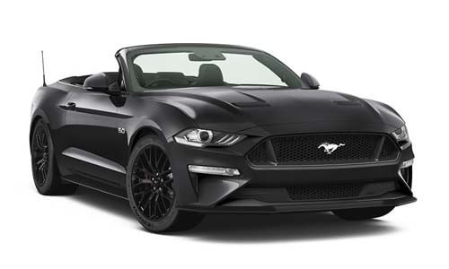 2018 MY19 Ford Mustang FN GT Convertible Cabriolet
