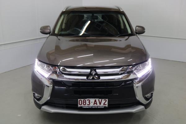2017 MY18.5 Mitsubishi Outlander ZL ES Suv