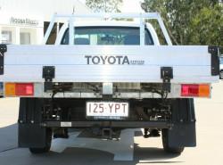 2013 MY12 Toyota Hilux KUN16R MY12 SR 4x2 Cab chassis