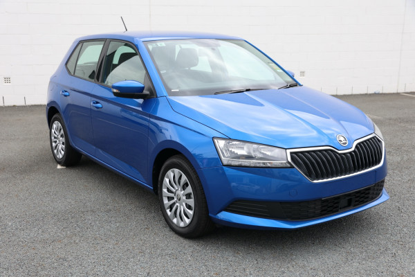 2020 Skoda Fabia NJ Hatch Hatchback