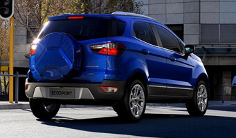 EcoSport The most important features you'll never use
