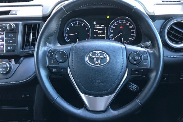 2017 Toyota RAV4 ASA44R GXL Suv Image 3