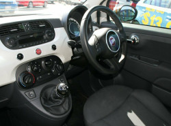 2013 Fiat 500 Series 1 POP Hatchback