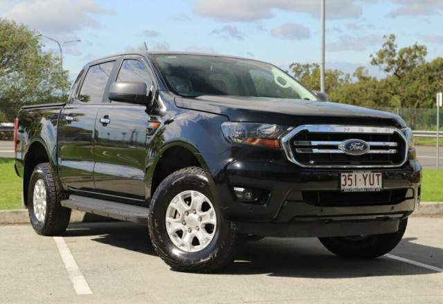 2019 Ford Ranger PX MkIII MY19 XLS Utility