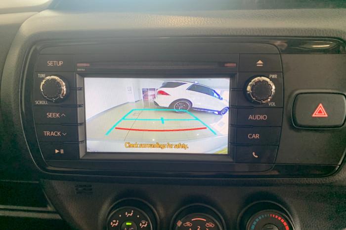 2017 Toyota Yaris NCP130R Ascent Hatchback Image 17
