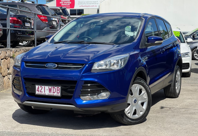 2015 Ford Kuga TF MkII MY16 Ambiente Wagon