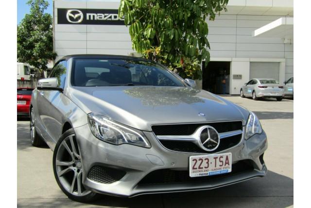 2013 Mercedes-Benz E-Class A207 MY13 E250 7G-Tronic + Cabriolet