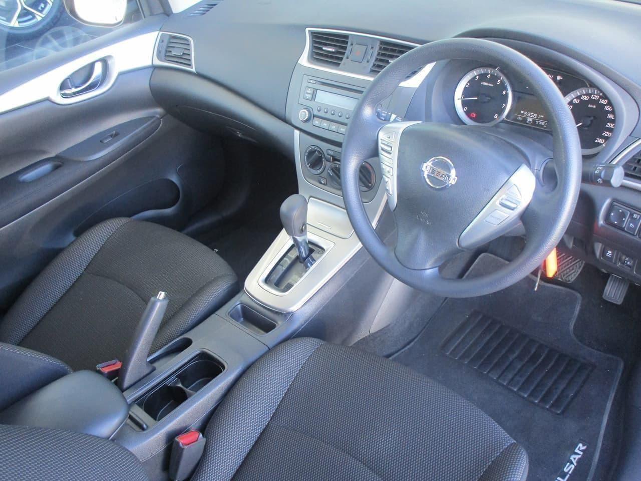 2015 Nissan Pulsar C12 SERIES 2 ST Hatchback