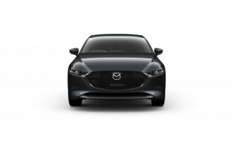 2021 MY20 Mazda 3 BP X20 Astina Hatch Hatchback Image 4