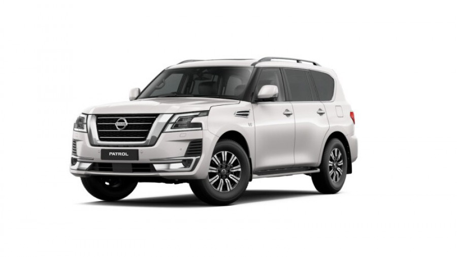 2020 Nissan Patrol Y62 Series 5 Ti-L Suv Image 1