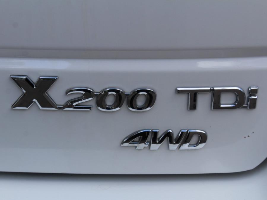 2012 Great Wall X200 K2 Wagon Wagon