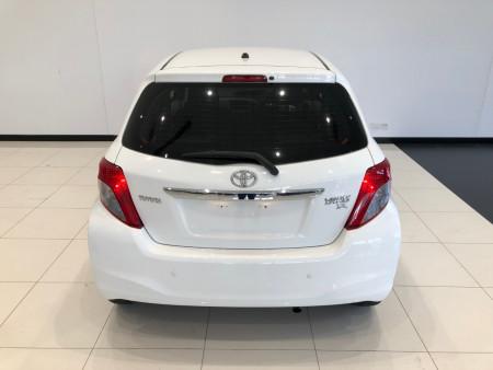 2013 Toyota Yaris NCP130R YR Hatchback Image 5