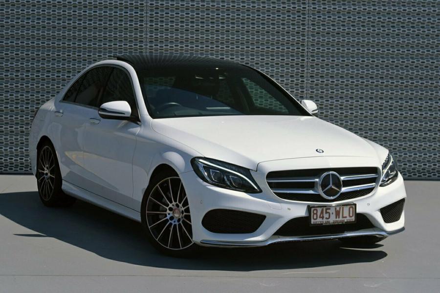 2016 MY56 Mercedes-Benz C250 W205 806+056MY d Sedan Mobile Image 1