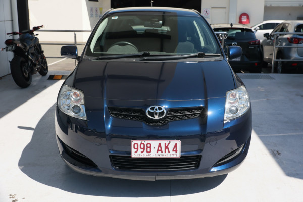 2008 Toyota Corolla ZRE152R Ascent Hatch