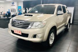 2013 MY14 Toyota HiLux KUN26R  SR5 Utility