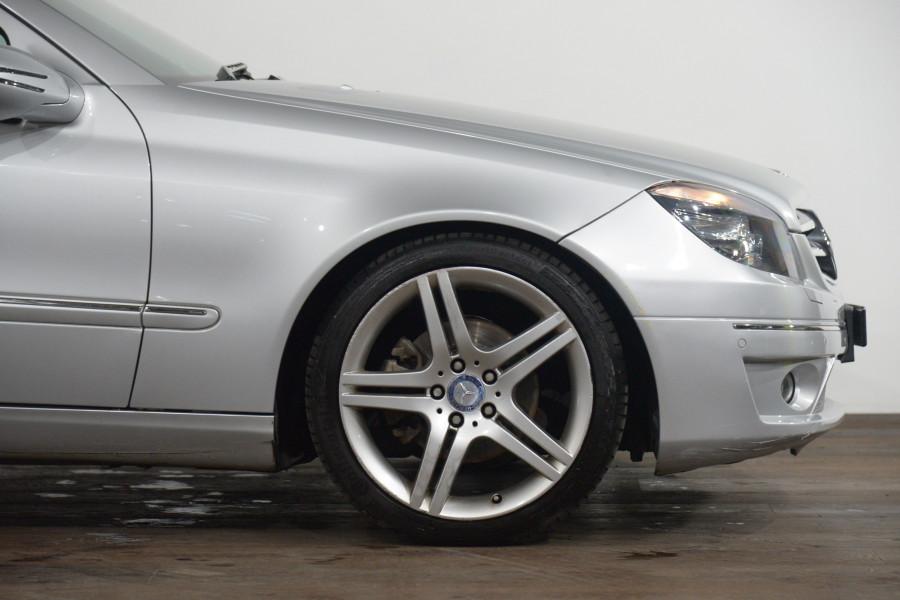 2010 Mercedes-Benz Clc 200 Kompressor Evolution