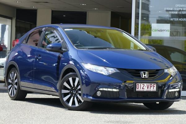 Honda Civic VTi-L 9th Gen MY14