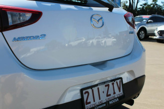 2015 Mazda 2 DJ2HAA Maxx SKYACTIV-Drive Hatchback Image 5