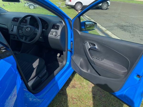 2017 Volkswagen Polo 6R MY17 66TSI Hatch