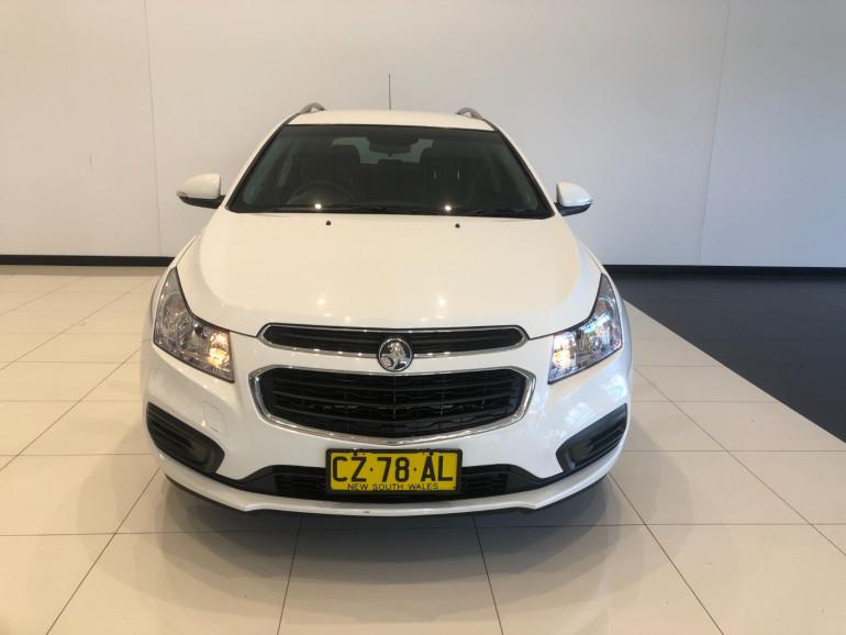 2016 Holden Cruze JH Series II CD Sportwagon Image 3