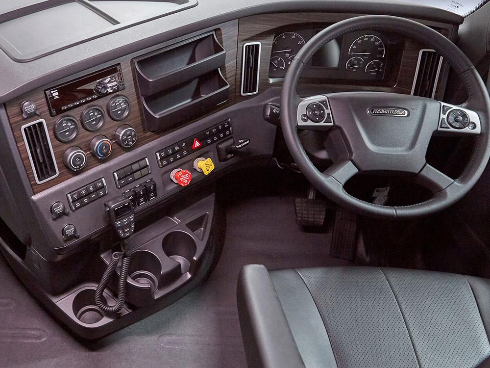 Cascadia Driver experience