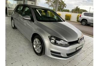 2014 Volkswagen Golf VII  90TSI 90TSI - Comfortline Hatchback Image 4
