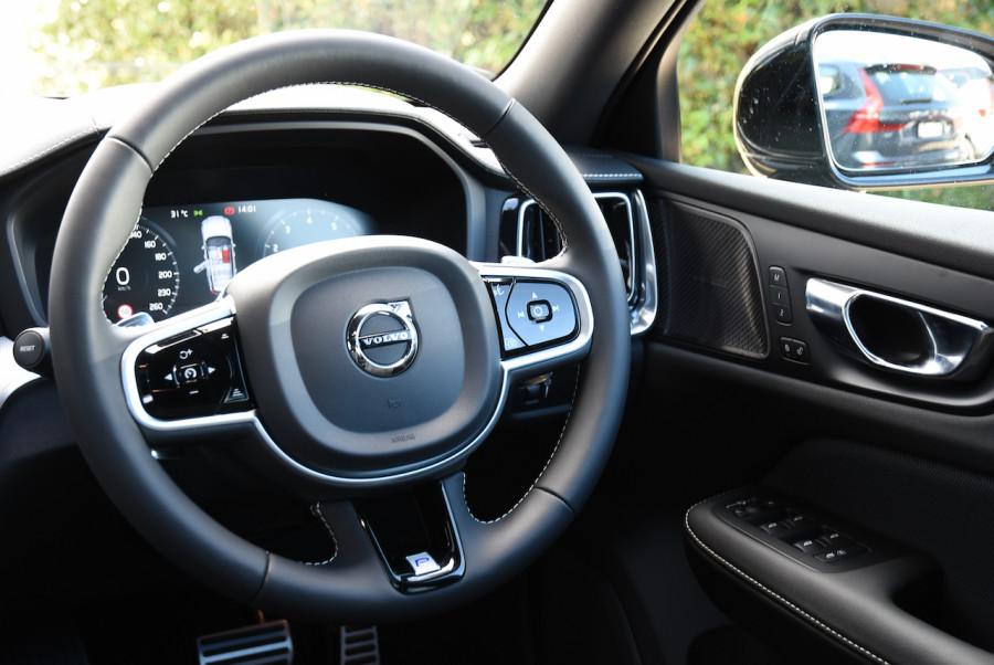 2019 MY20 Volvo V60 F-Series T5 R-Design Wagon Image 9
