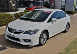 Honda Civic VTi-L 8th Gen