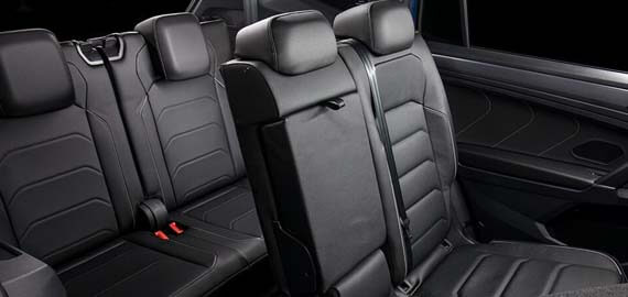 Tiguan Allspace Space and versatility