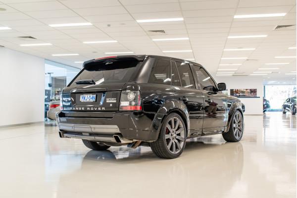 2008 MY09 Land Rover Range Rover Sport L320  Suv Image 4