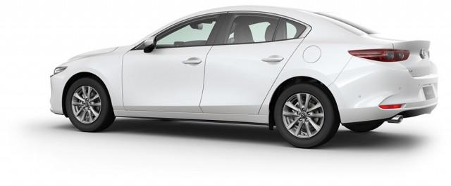 2020 Mazda 3 BP G20 Pure Sedan Sedan Mobile Image 19
