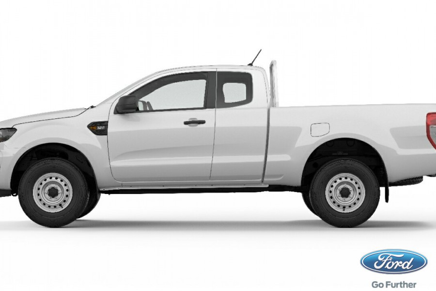 2018 MY19.00 Ford Ranger PX MkIII 4x4 XL Super Cab Pick-up Utility