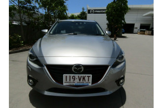 2014 Mazda 3 BM5428 XD SKYACTIV-Drive Astina Hatchback Image 2