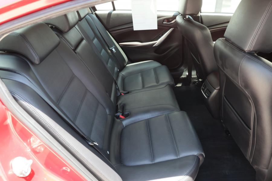 2016 Mazda 6 GJ1032 GT Sedan Image 7