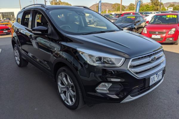 2018 MY19.25 Ford Escape ZG 2019.25MY TITANIUM Suv Image 4