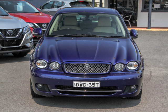 2009 Jaguar X-type X400 MY09 Sport Sedan Image 4