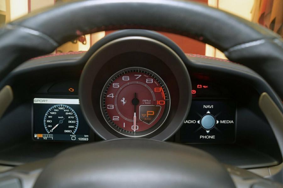 2012 Ferrari 458 Spider F142 F142 Convertible Mobile Image 13